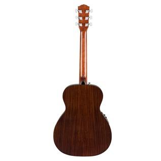 Fender CT-140SE Acoustic Guitar, Natural With Case Back