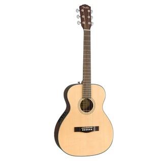 Fender CT-140SE Acoustic Guitar, Natural With Case Front