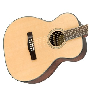 Fender CT-140SE Acoustic Guitar, Natural With Case BOdy