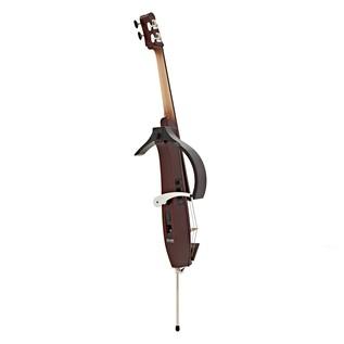 Yamaha SLB200 Silent Double Bass 3/4 Scale, Jazz Bridge