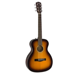 Fender CT-140SE Acoustic Guitar, Sunburst With Case