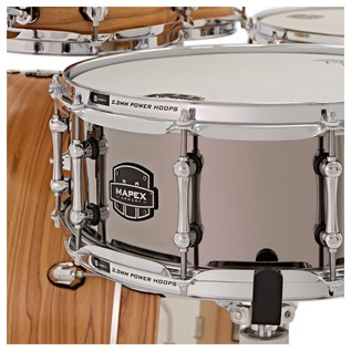 Mapex Armory LA Fusion 6pc Shell Pack, Desert Dune