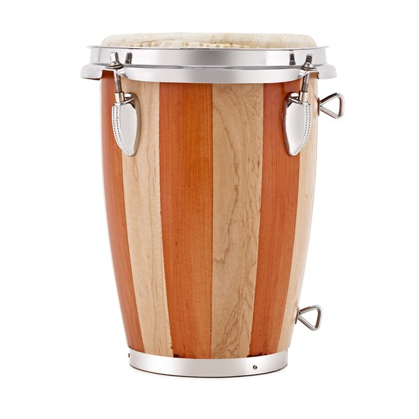 """7.5"""" Wooden Conga with Strap"""