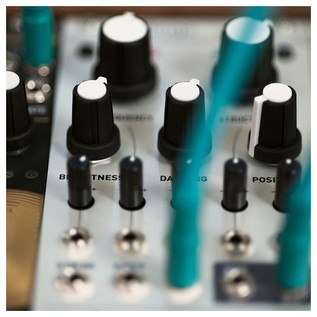 Mutable Instruments Rings Resonator Module