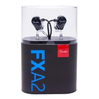Fender MXA2 Bundle, FXA2 In Ear Monitor