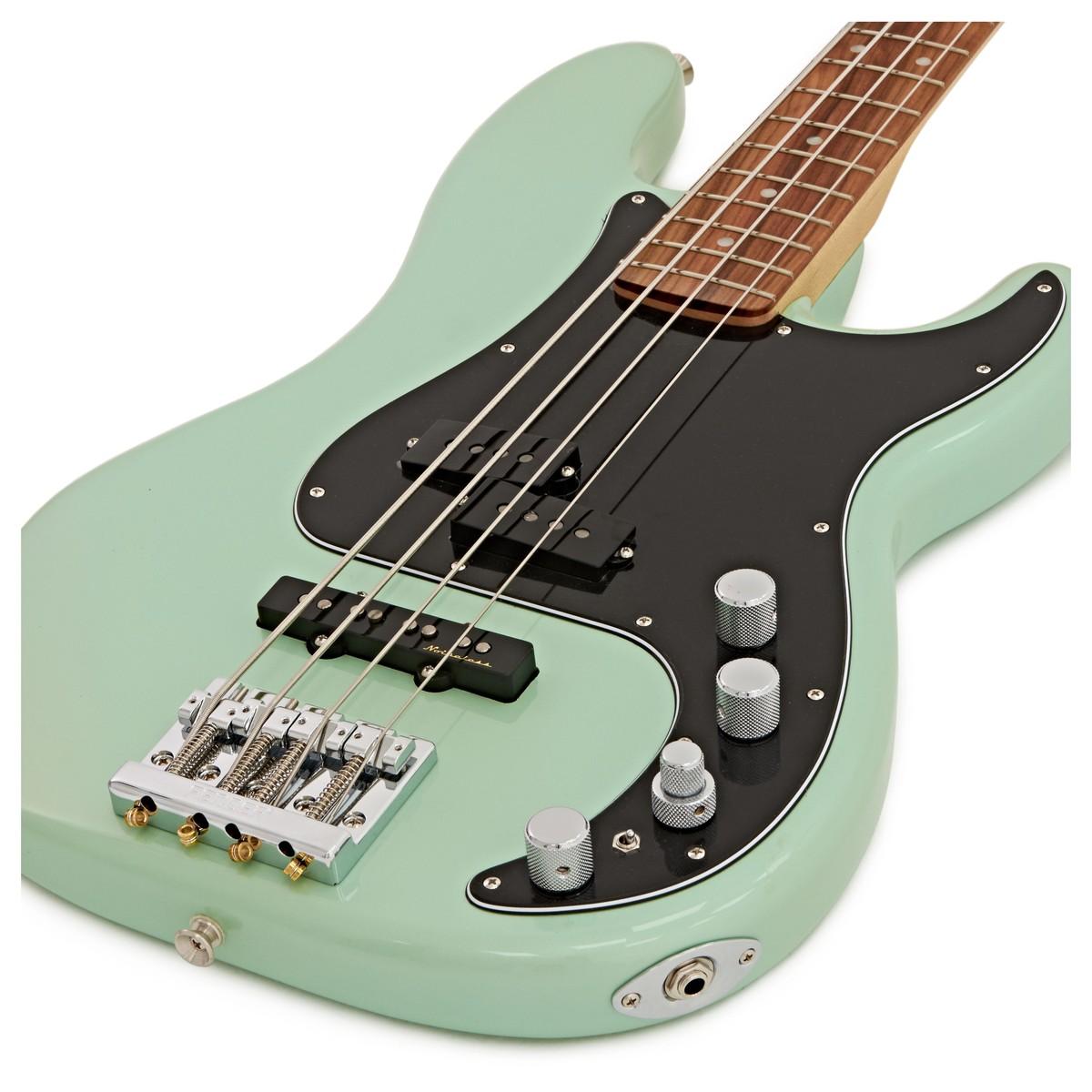 Fender Deluxe Active P Bass Special : fender deluxe active p bass special pau ferro surf pearl at gear4music ~ Russianpoet.info Haus und Dekorationen