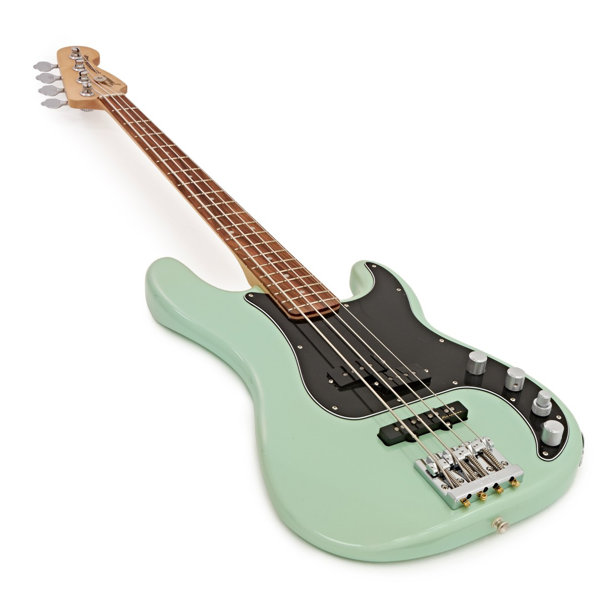 fender deluxe active p bass special pau ferro surf pearl at gear4music. Black Bedroom Furniture Sets. Home Design Ideas
