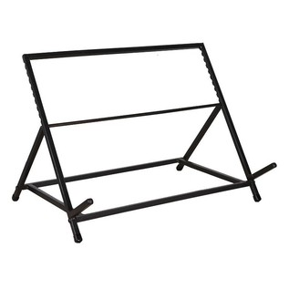 Blued Steel Shared System Stand 1