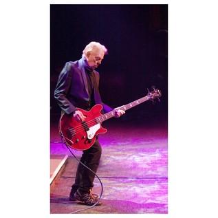 Jack Casady Bass Epiphone artist picture