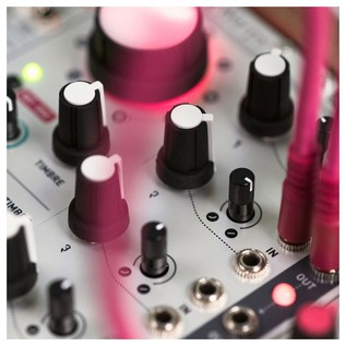 Mutable Instruments Veils Quad VCA Module
