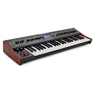 Behringer DeepMind 12 Synthesizer - Angled