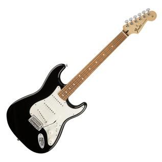 Fender Standard Stratocaster, Pau Ferro, Black