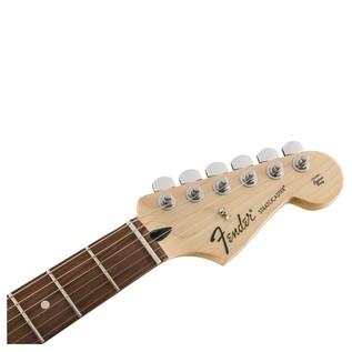 Fender Standard Stratocaster, Pau Ferro black headstock