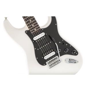 Fender Standard Strat HSH, Pau Ferro, Olympic White