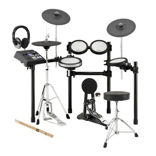 Yamaha DTX700K Electronic Drum Kit Pack