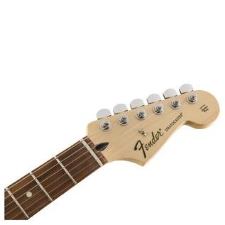 Fender Standard Stratocaster HSS Electric Guitar, PW, Brown Sunburst