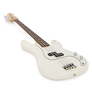 Fender Standard Precision Bass, RW, Arctic White