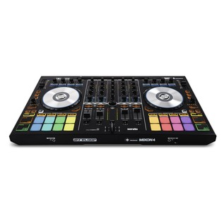 Reloop MIXON 4 DJ Controller - Bottom Elevated