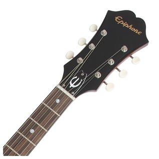Epiphone Ltd Ed James Bay Century Outfit Headstock