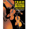 Team Strings Violin Tuition Book and CD - Box Opened