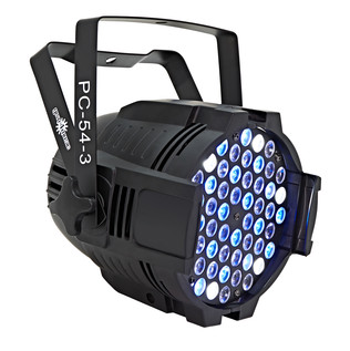 54 x 3w LED Par Can by Gear4music