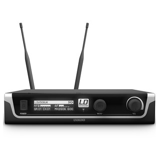 LD Systems U506 Wireless Microphone System With Bodypack and Headset