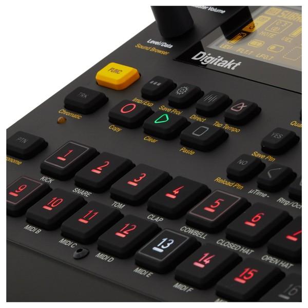 Elektron Digitakt Drum Computer and Sampler