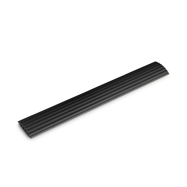 Defender Office 4-Channel Cable Duct, Black