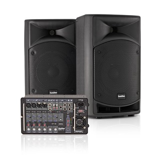 SubZero SZPA-P88 700W Portable PA System with Bluetooth