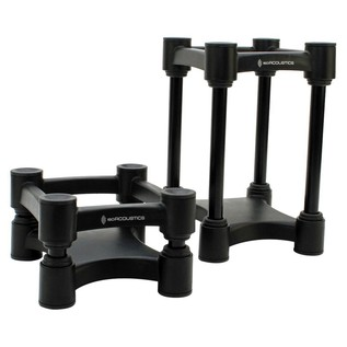 ISO Acoustics ISO-L8R200 Speaker Isolation Stands, Pair