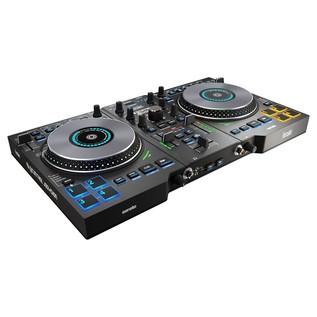 Hercules DJControl Jogvision DJ Controller - Angled 2