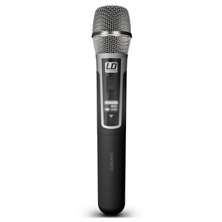 LD Systems U506 HHC Wireless System With Condenser Mic