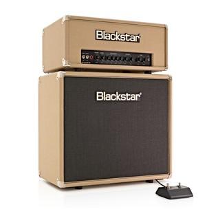 BlackStar HT Club 50H & HTV-212 Cabinet Pack, Bronco Tan