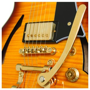 Epiphone Ltd Ed Johnny A. Signature Outfit Middle Section