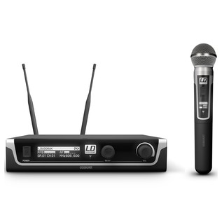 LD Systems U506 HHD Wireless System With Dynamic Microphone