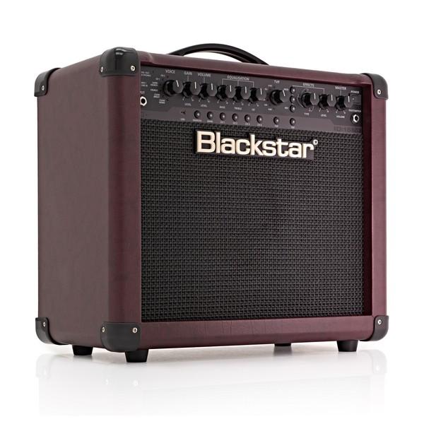 Blackstar ID:15TVP-VAR Guitar Combo Amp, Vintage Artisan Red
