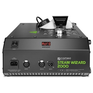 Cameo Steam Wizard Fogger