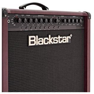 BlackStar ID:60TVP-VAR Guitar Combo Amp, Vintage Artisan Red