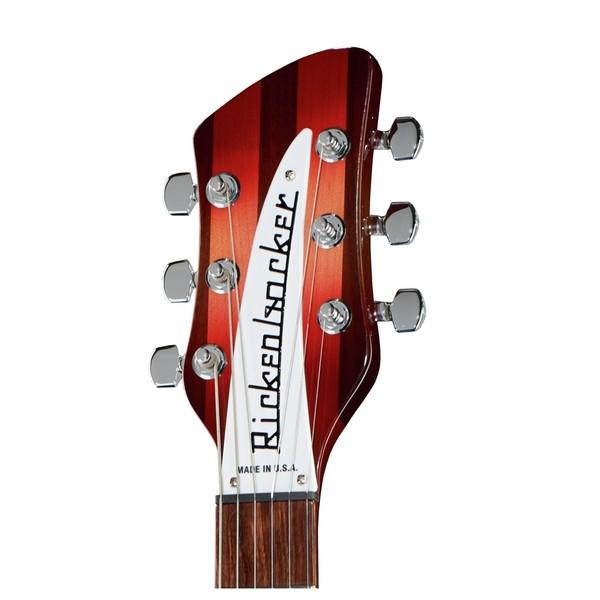 330 Semi Acoustic Guitar, Fireglo