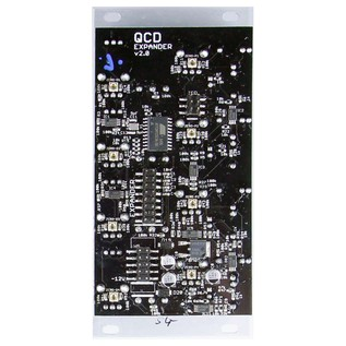 4ms QCD Expander Module - Rear