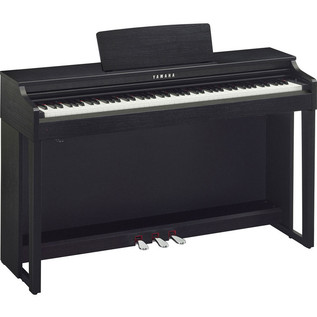 Yamaha Clavinova CLP525 Black Satin
