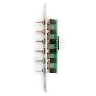 4ms RCD Breakout Eurorack Module - Side