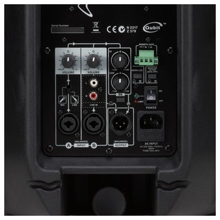Wharfedale Pro Titan 12D Speaker, Control Panel