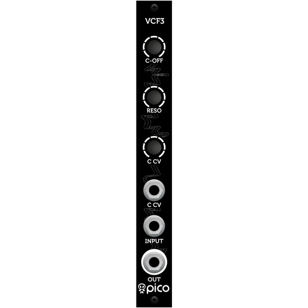 Erica Synths Pico VCF3 1
