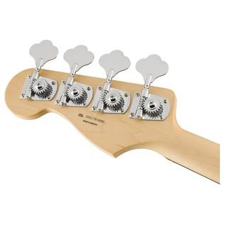 Fender Standard Jaguar Bass, Pau Ferro, Olympic White headstock
