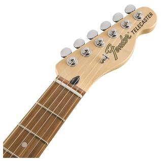 Fender Deluxe Telecaster Thinline, Pau Ferro, heastock