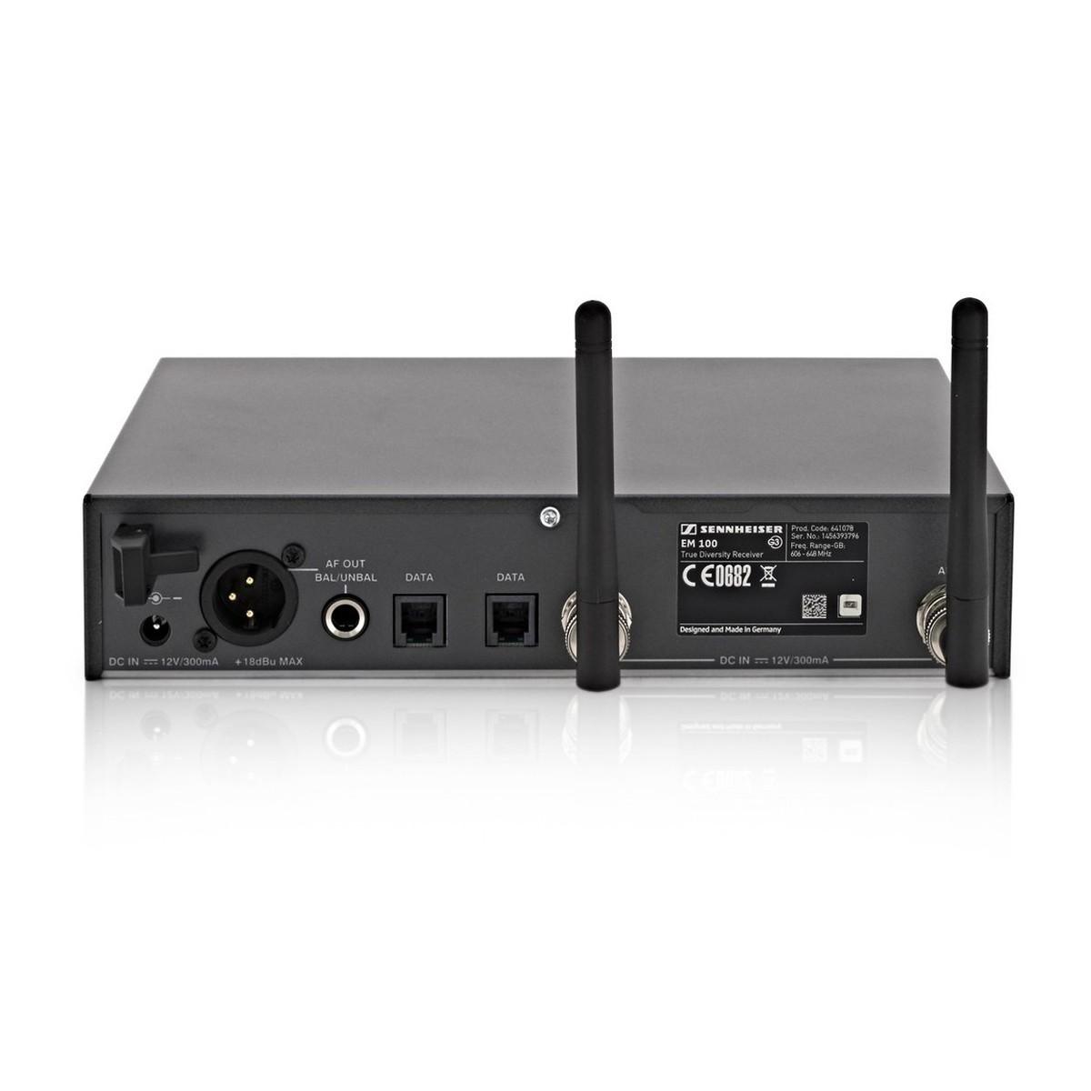 sennheiser em 100 g3 wireless receiver band gb at. Black Bedroom Furniture Sets. Home Design Ideas