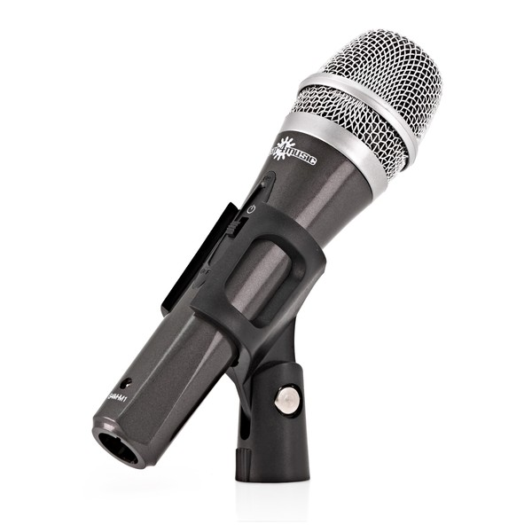 3 Piece Microphone Stage Pack by Gear4music