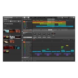 Native Instruments Maschine Jam - Software