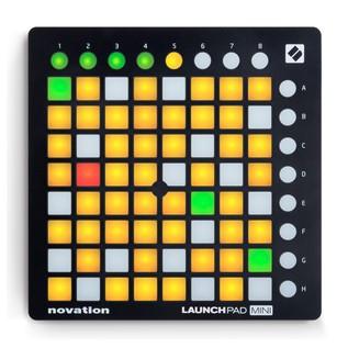 Novation LaunchPad Mini MK2 - Top